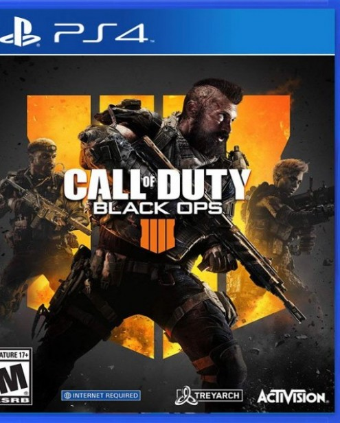 Call Of Duty Black OPS ۴