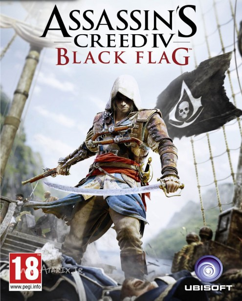 اساسینز کرید 4 بلک فلگ Assassins Creed IV Black Flag