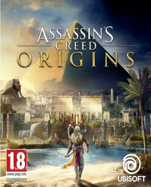 اساسینز کرید اُریجینز Assassins Creed Origins