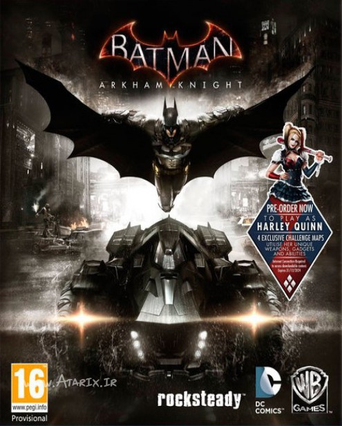بتمن آرکهام نایت