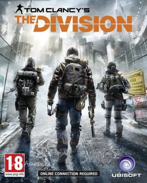 تام کلنسی د دیویژن Tom Clancy's The Division