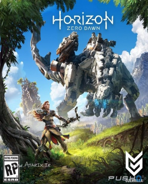 هورایزن زیرو دون Horizon Zero Dawn