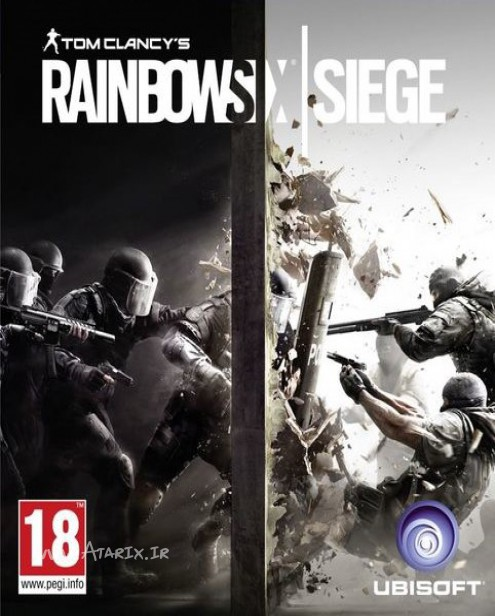 رينبو سيکس سيج Rainbow Six Siege