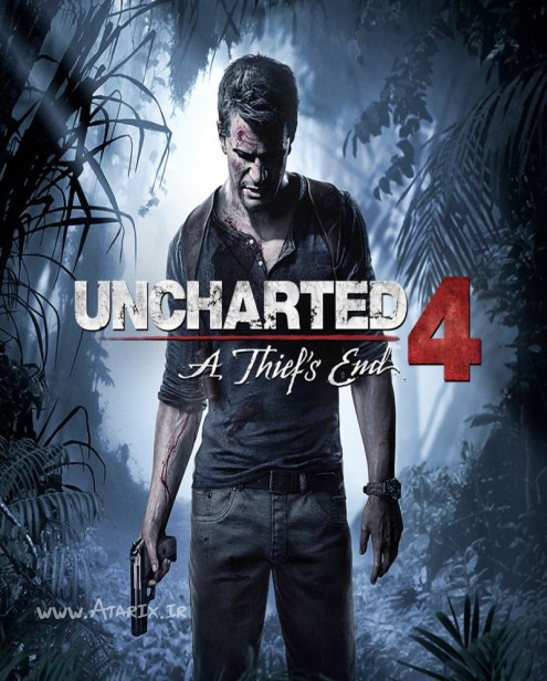 آنچارتد 4 - ا تیف اند Uncharted 4 A Thiefs End